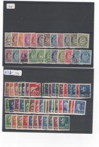 Utrop 140 og 146 - 149